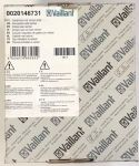 Vaillant Spares Valves Gas Section With 0020146731 Original
